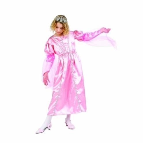 RG Costumes 91053-S Pink Fairy Queen Costume - Size Child Small 4-6 Perspective: front