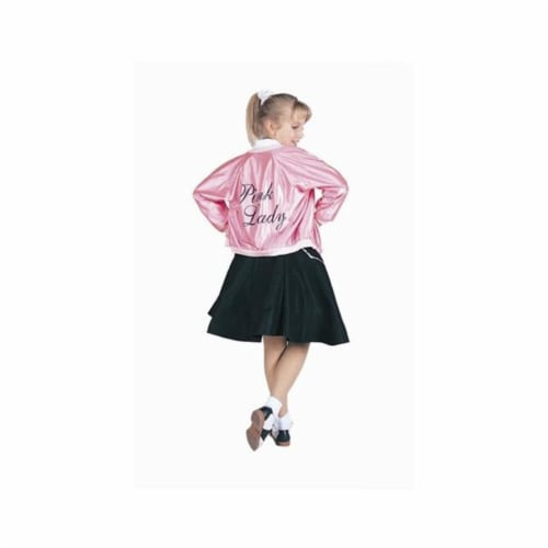RG Costumes 91151-S Pink Lady Jacket Costume - Size Child-Small Perspective: front