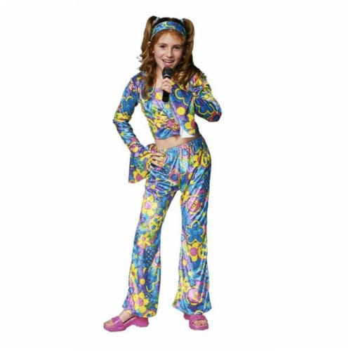 RG Costumes 91261-S Hip Pop Star Costume - Size Child-Small Perspective: front
