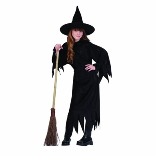 RG Costumes 91314-S Witch Costume With Hat - Size Child Small 4-6 Perspective: front