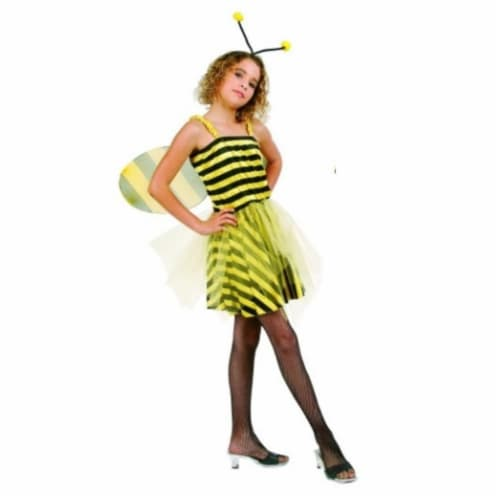 RG Costumes 91402-S Sweet Bee Costume - Size Child Small 4-6 Perspective: front