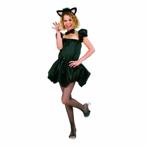RG Costumes 91413-S Cute Kitty Girl Costume - Size Child-Small Perspective: front