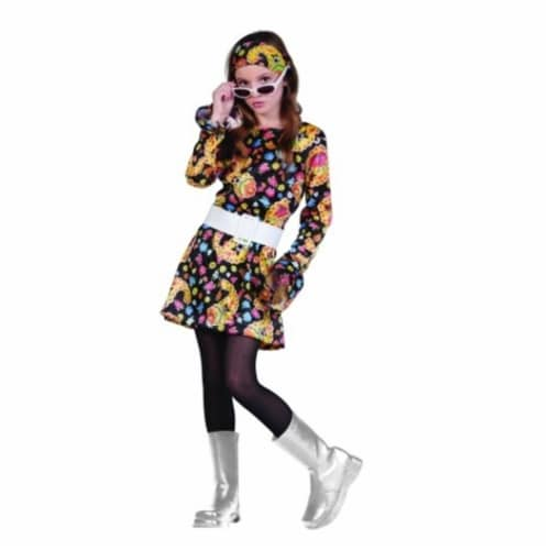 RG Costumes 91479-S Go-Go Girl Costume - Size Child Small 4-6 Perspective: front