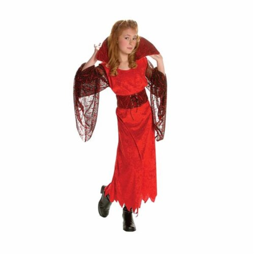 RG Costumes 91485-S Vampiress Costume - Size Child-Small Perspective: front