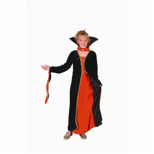 RG Costumes 91715-S Renaissance Vampiress Costume - Size Child-Small Perspective: front