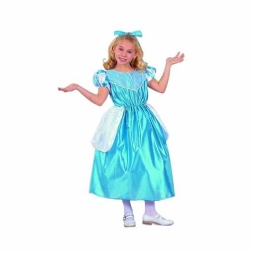 RG Costumes 91007-M Cinderella Costume - Size Child Medium 8-10 Perspective: front