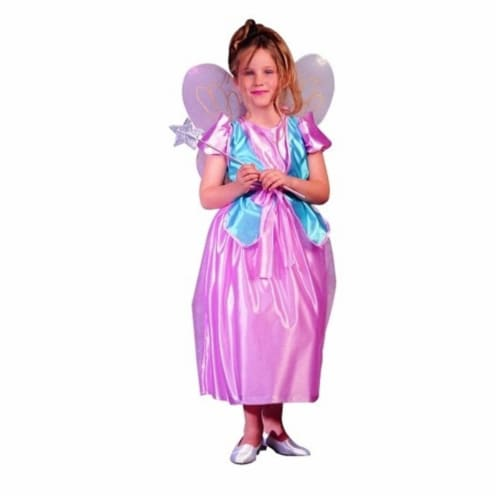 RG Costumes 91211-M Butterfly Princess Costume - Size Child Medium 8-10 Perspective: front