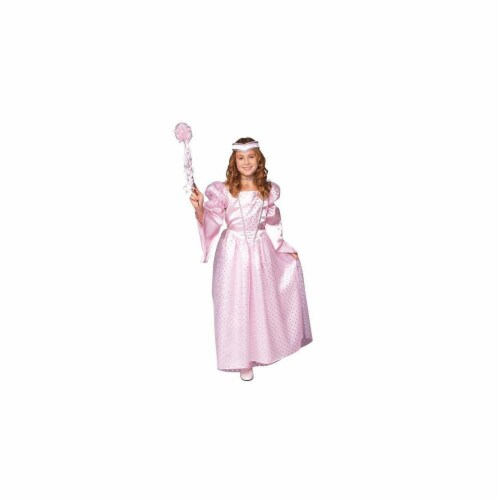 RG Costumes 91249-M Pink Fantasy Costume - Size Child-Medium Perspective: front