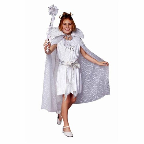 RG Costumes 91280-M Star Angel With Cape Costume - Size Child-Medium Perspective: front