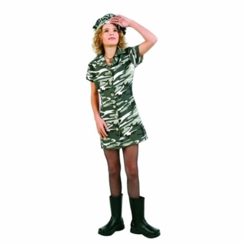 RG Costumes 91463-M Special Mission Costume - Size Preteen Medium 14-16 Perspective: front