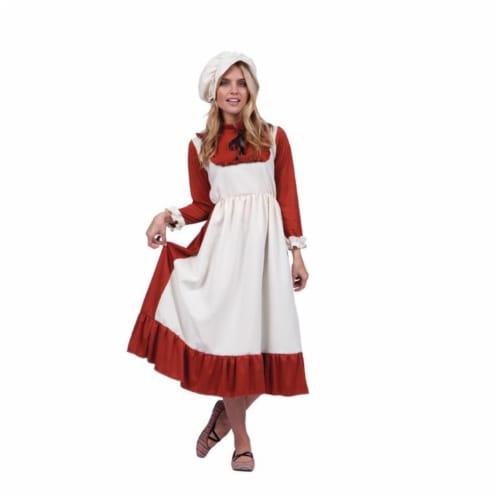 RG Costumes 81365-M81365-M Lady Rosanna Peasant, Medium Perspective: front