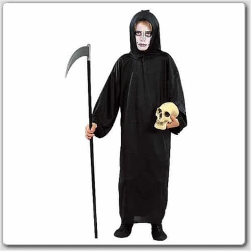 RG Costumes 19014-M Monster Robe Costume - Size Child-Medium Perspective: front