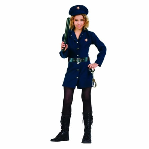 RG Costumes 91465-XXL XX-Large In The Line of Duty Costume Perspective: front