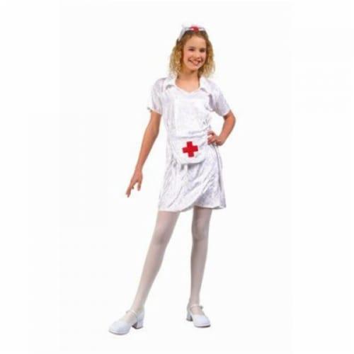 Rg Costumes 29139-M Nurse Child Costume - Medium Perspective: front