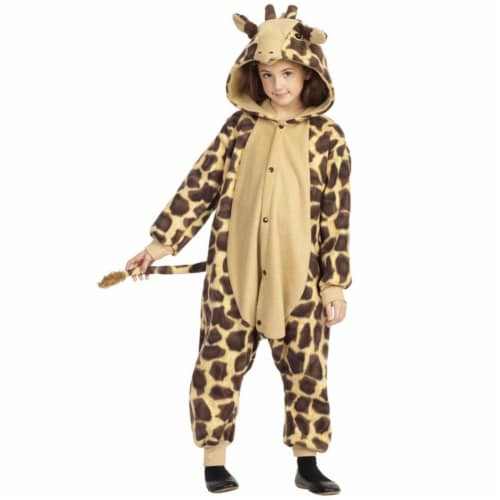 RG Costumes 40105 Large Georgie The Giraffe Child Costume Perspective: front