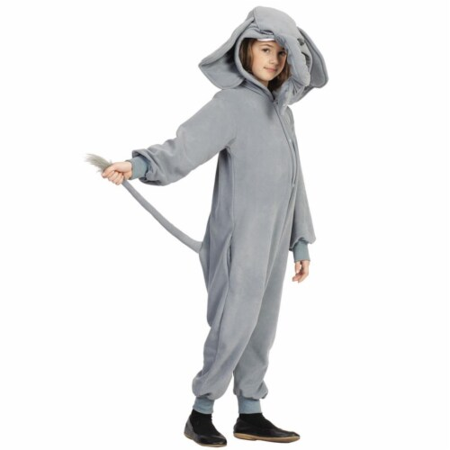 RG Costumes 40110 Large Peanut The Elephant Child Costume Perspective: front