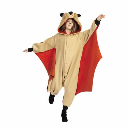 RG Costumes 40112 Large Skippy The Flying Squirrel Child Costume Perspective: front