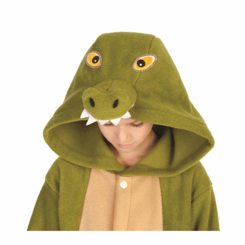 RG Costumes 40126 Ariel Alligator Child  Costume Perspective: front