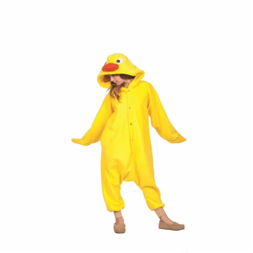RG Costumes 40131 Tub Time Ducky Child  Costume - Large Perspective: front