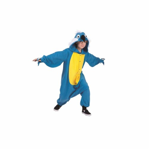 RG Costumes 40141 Pepper Parrot Child  Costume - Large Perspective: front