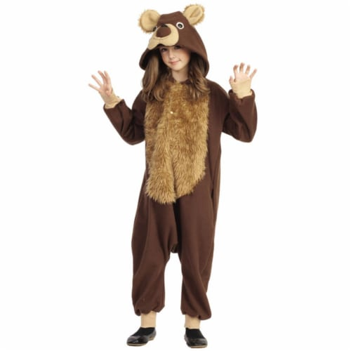 RG Costumes 40175 Large Bailey The Bear Child Costume Perspective: front