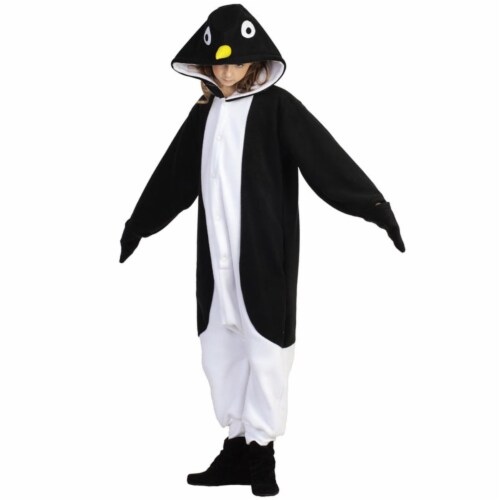 RG Costumes 40201 Medium Penguin Child Costume Perspective: front