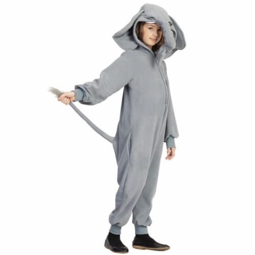 RG Costumes 40210 Medium Peanut The Elephant Child Costume Perspective: front
