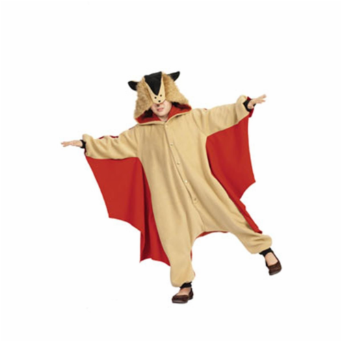 RG Costumes 40212 Medium Skippy The Flying Squirrel Child Costume Perspective: front