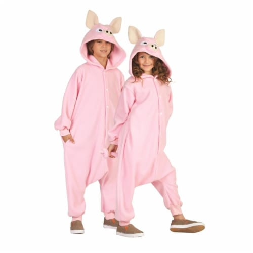 RG Costumes 40218 Penelope Pig Child  Costume - Medium Perspective: front
