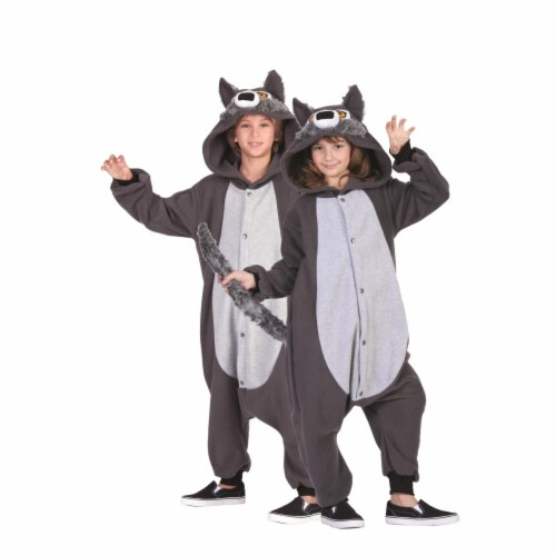 RG Costumes 40221 Willie Wolf Child  Costume - Medium Perspective: front
