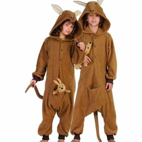 Rg Costumes 40225 Kittle Kangaroo Child Costume - Camel, Medium Perspective: front