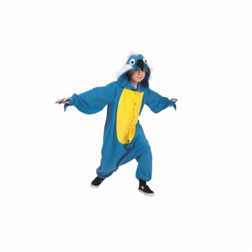 RG Costumes 40241 Pepper Parrot Child  Costume - Medium Perspective: front