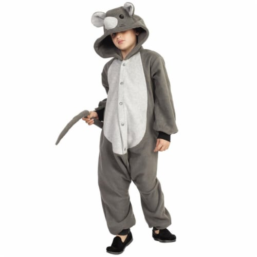 RG Costumes 40249 Medium Mouse Child Costume Perspective: front