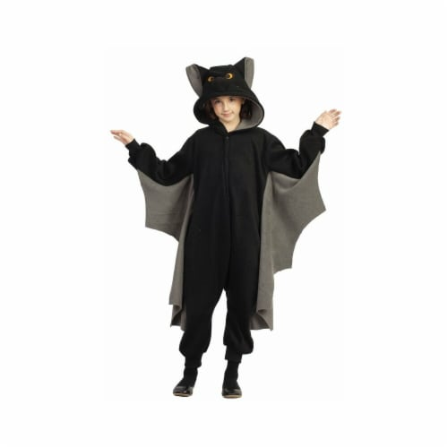 RG Costumes 40275 Medium Bugsy The Bat Child Costume Perspective: front