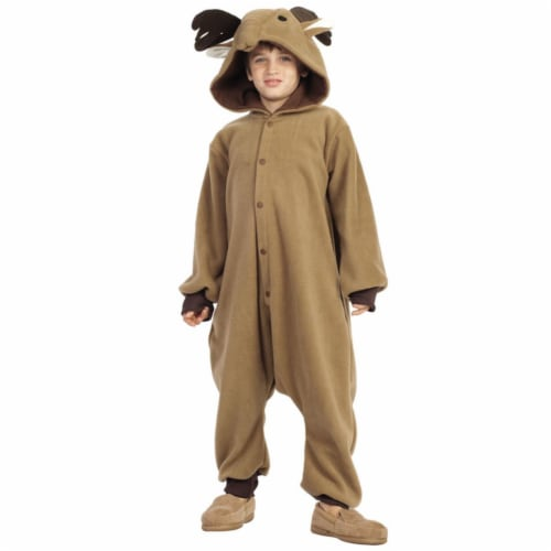 RG Costumes 40288 Medium Randy The Reindeer Child Costume Perspective: front