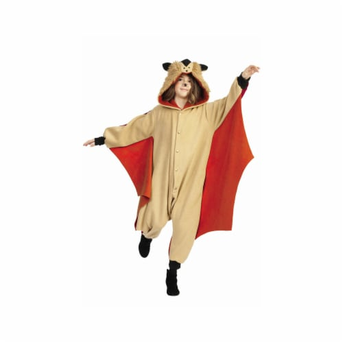 RG Costumes 40312 Small Skippy The Flying Squirrel Child Costume Perspective: front