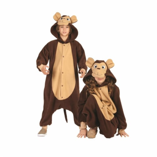 RG Costumes 40320 Morgan Monkey Child  Costume  Small Perspective: front