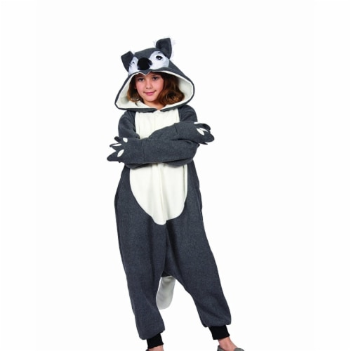 RG Costumes 40332 Smoochi Squirrel Child Funsie Costume - Small Perspective: front