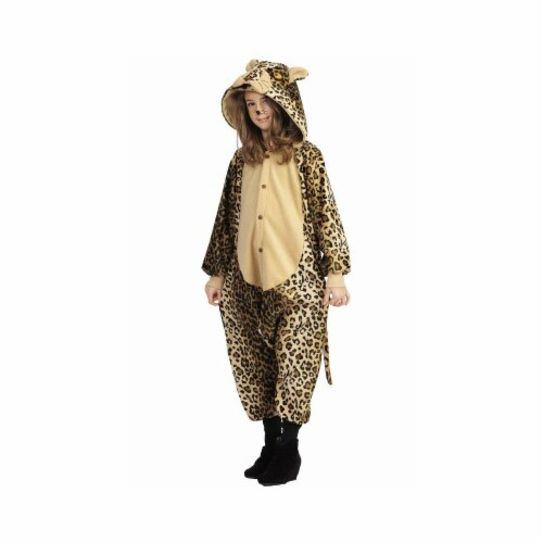 RG Costumes 40373 Lux The Leopard Funsies Child Costume - Small Perspective: front