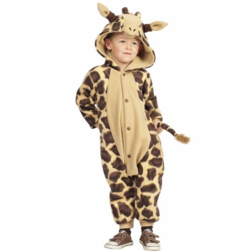 RG Costumes 40405 Georgie The Giraffe Toddler Costume Perspective: front