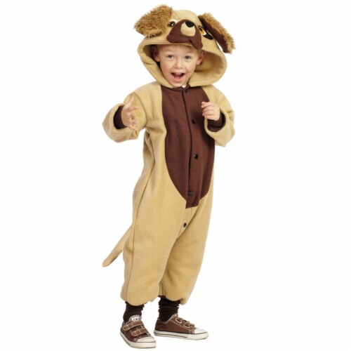 RG Costumes 40409 Devin The Dog Toddler Costume Perspective: front