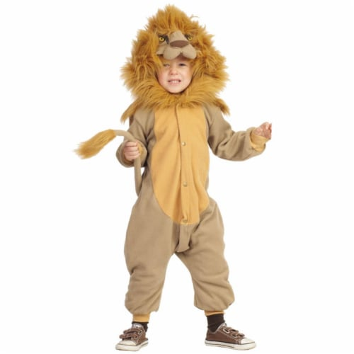 RG Costumes 40451 Lee The Lion Toddler Costume Perspective: front