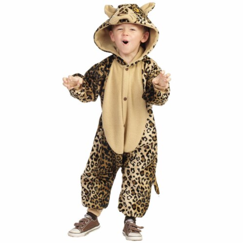 RG Costumes 40473 Lux The Leopard Toddler Costume Perspective: front