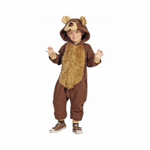 RG Costumes 40475 Bailey The Bear Toddler Costume Perspective: front