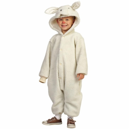 RG Costumes 40485 31'' Lamb Toddler Costume Perspective: front
