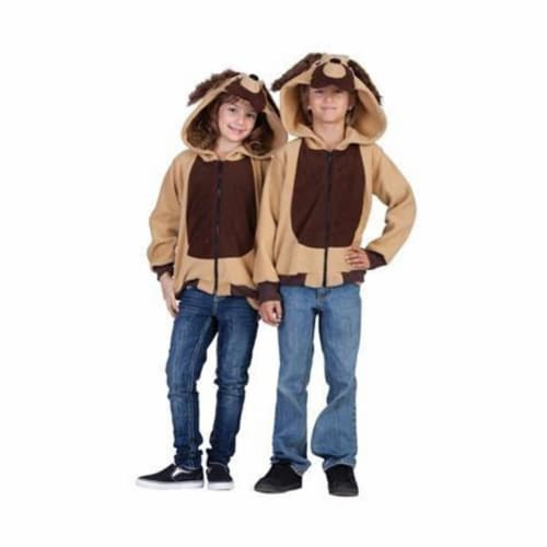 Rg Costumes 40509-M Devin the Dog Hoodie Child Costume - Medium Perspective: front