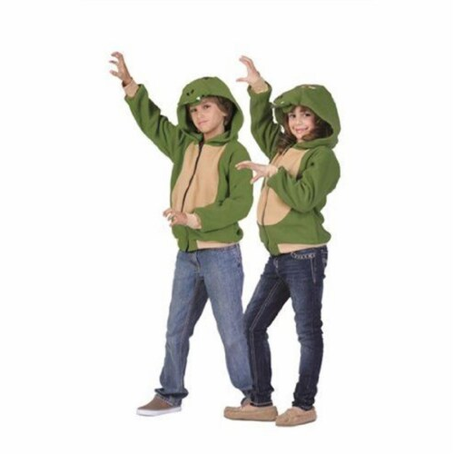 Rg Costumes 40508-S Child Ness the Dinosaur Hoodie Costume - Small Perspective: front