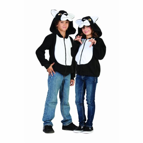 RG Costumes 40572-S Cassidey Cat Child Hoodie Costume - Small Perspective: front