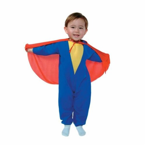 RG Costumes 70013-T Super Boy Costume - Size Toddler Perspective: front