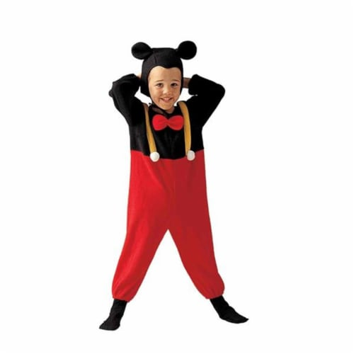 RG Costumes 70019-T Mouse Costume - Size Toddler Perspective: front